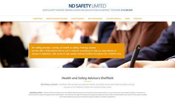 ND Safety Limited